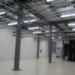 Unfinished Datacenter Space